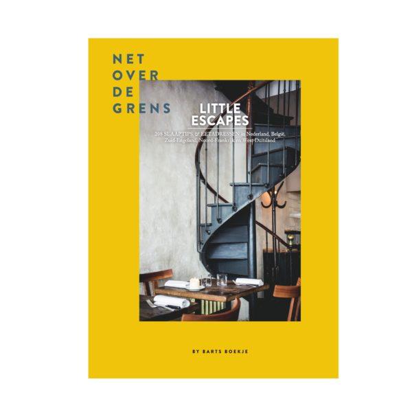 Little escape boek Maartje Diepstraten