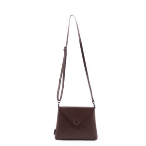 1502111 - Tinne+Mia - product - envelope bag - Java brown