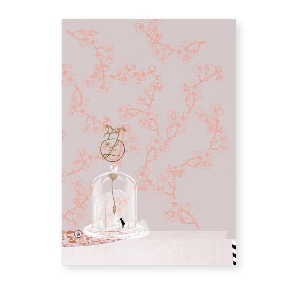 Card Loua by Tinne and Mia vince dreams