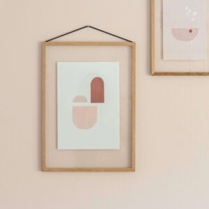 Poster A4 simplicity