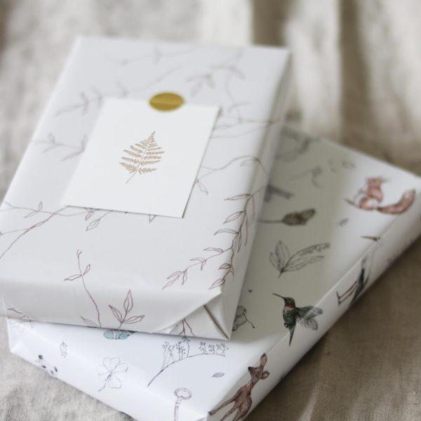 inpakpapier jasmijn inkylines-2